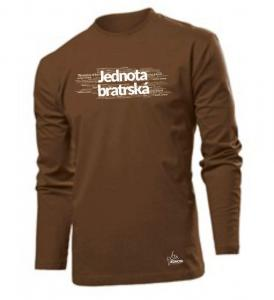 MORAVIAN CHURCH CZ (long sleeve brown)